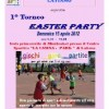 "Link a Latiano: torneo di mini basket ""Easter Party"""