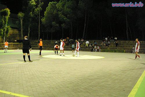 Campionato di Sant'Antonio Calcetto a Oria