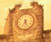 Orologio in piazza Manfredi a Oria
