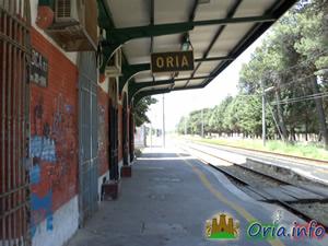 Stazione Ferroviaria di Oria