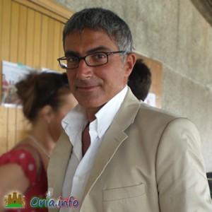 Dott. Vincenzo Sparviero, ideatore del Contropalio di Oria