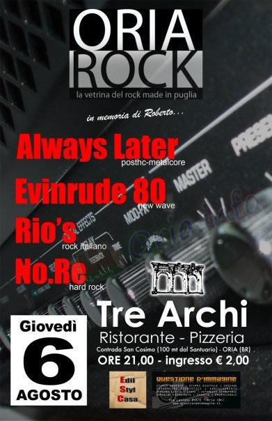 Oriarock - Oria Rock