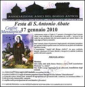 Festa di Sant'Antonio a Ceglie Messapica