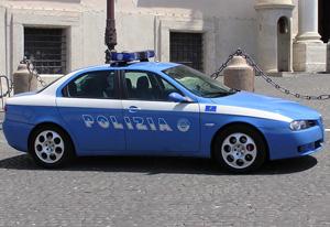Polizia a Taranto