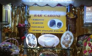 Scarpetta del Bar Pasticceria Carone di Oria