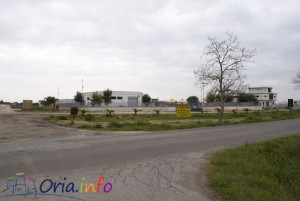 Zona P.I.P. di Oria