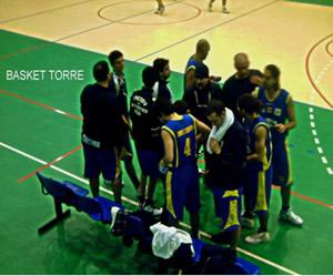 Basket Torre - Torre Santa Susanna