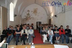 Oltre 100 partecipanti al GT Study Day di Oria nel 2009