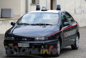Carabinieri di Oria