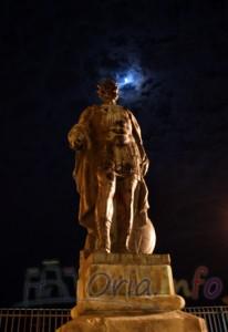 La statua di Costantino