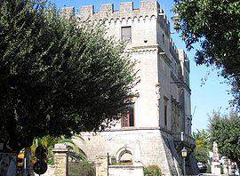Il Castello di Francavilla Fontana è mio, battaglia legale su eredità di due secoli fa