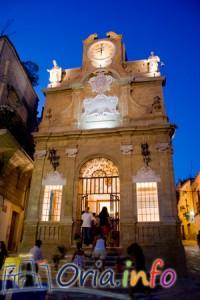 Il Palazzo Sedile di Oria