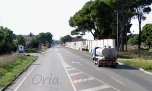 SS7 Ter: Taranto - San Giorgio Jonico