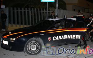 Carbinieri Manduria Erchie