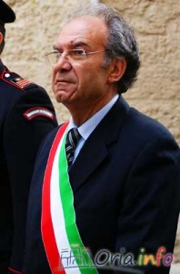 Cosimo Pomarico, sindaco di Oria