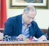 Il consigliere provinciale Cosimo Ferretti