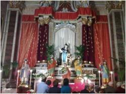 I Santi Medici e San Barsanofio nella Basilica Cattedrale di Oria