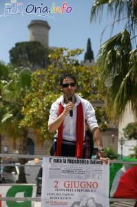 Dr. Alessandro Perrucci, segretario del PD di Oria
