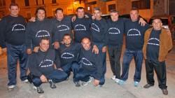 """La squadra di tiro alla fune """"Città di Oria"""" - foto Andrea Gioia"""