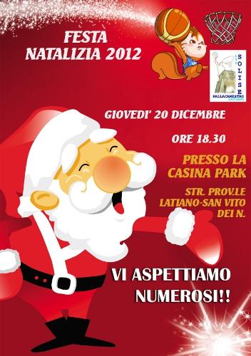 locandina Natale 2012