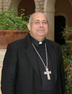 Domenico Caliandro, arcivescovo di Brindisi-Ostuni