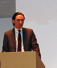 Presidente della Sezione di Brindisi e Coordinatore Regionale, Avv. Domenico Attanasi