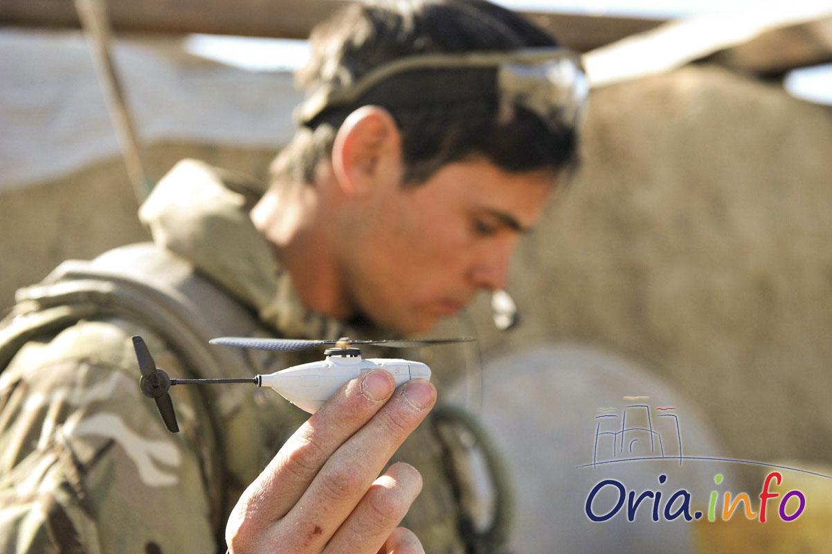 Elicotteri Spia RC Nano