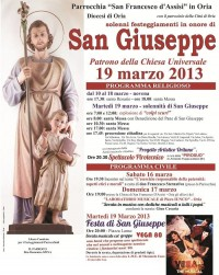 San Giuseppee 2013