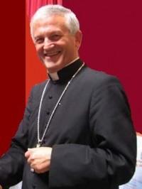 Mons. Pietro Maria Fragnelli, vescovo di Castellaneta