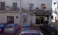 Il bancomat della Banca Popolare Pugliese di Torre Santa Susanna, a pochi passi dalla piazza centrale