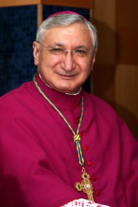 mons. Filippo Santoro, arcivescovo di Taranto