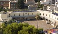 I pannelli solari sul municipio di Oria