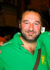Salvatore Schirinzi, vicecapitano del Rione Lama