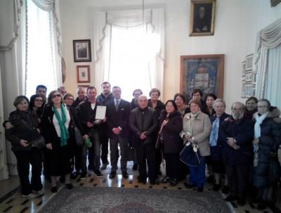 Confraternita Rosario Pompei 13 novembre 2013