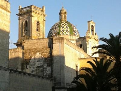Oria, uno scorcio della Basilica Cattedrale