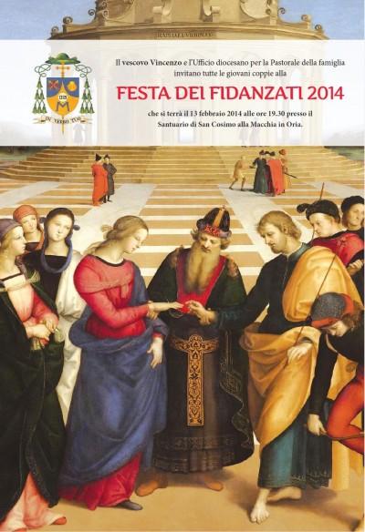 Festa dei fidanzati 2014