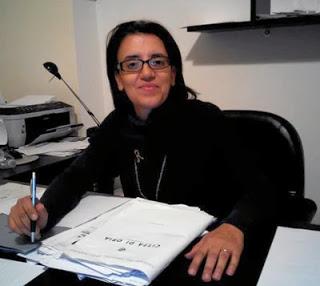 Rossella Pinto, commissaria UDC Oria