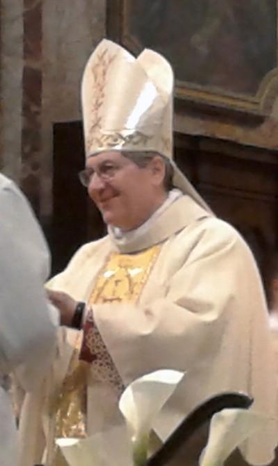 Vescovo Vincenzo Pisanello, Messa crismale 2014