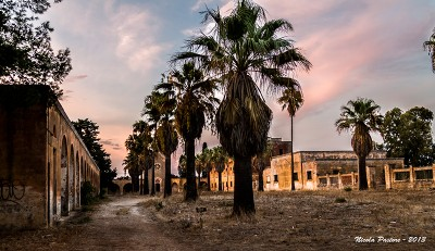 Monteruga, la piazza centrale - © 2013 Nicola Pastore