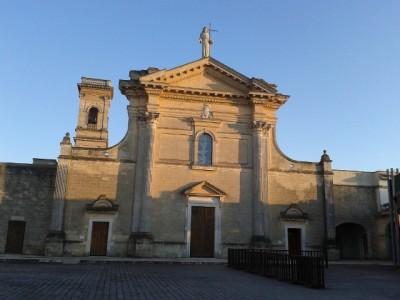 Santuario San Cosimo alla Macchia Oria