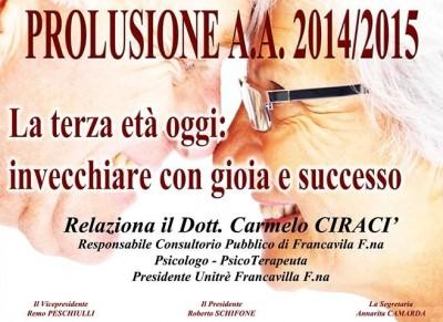 UPO prolusione 2014