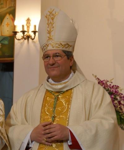 Mons. Vincenzo Pisanello, vescovo di Oria
