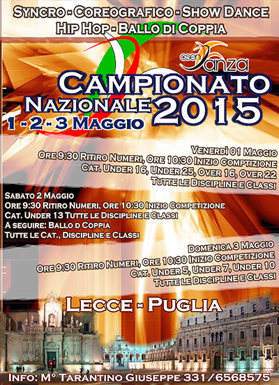 Campionato-Nazionale-Team-Dance-Lecce-2015