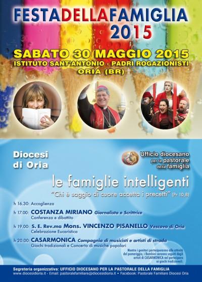 Festa della Famiglia 2015 - Diocesi di Oria