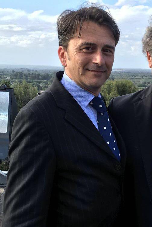 L'assessore ai Servizi Sociali, dott. Umberto Peluso