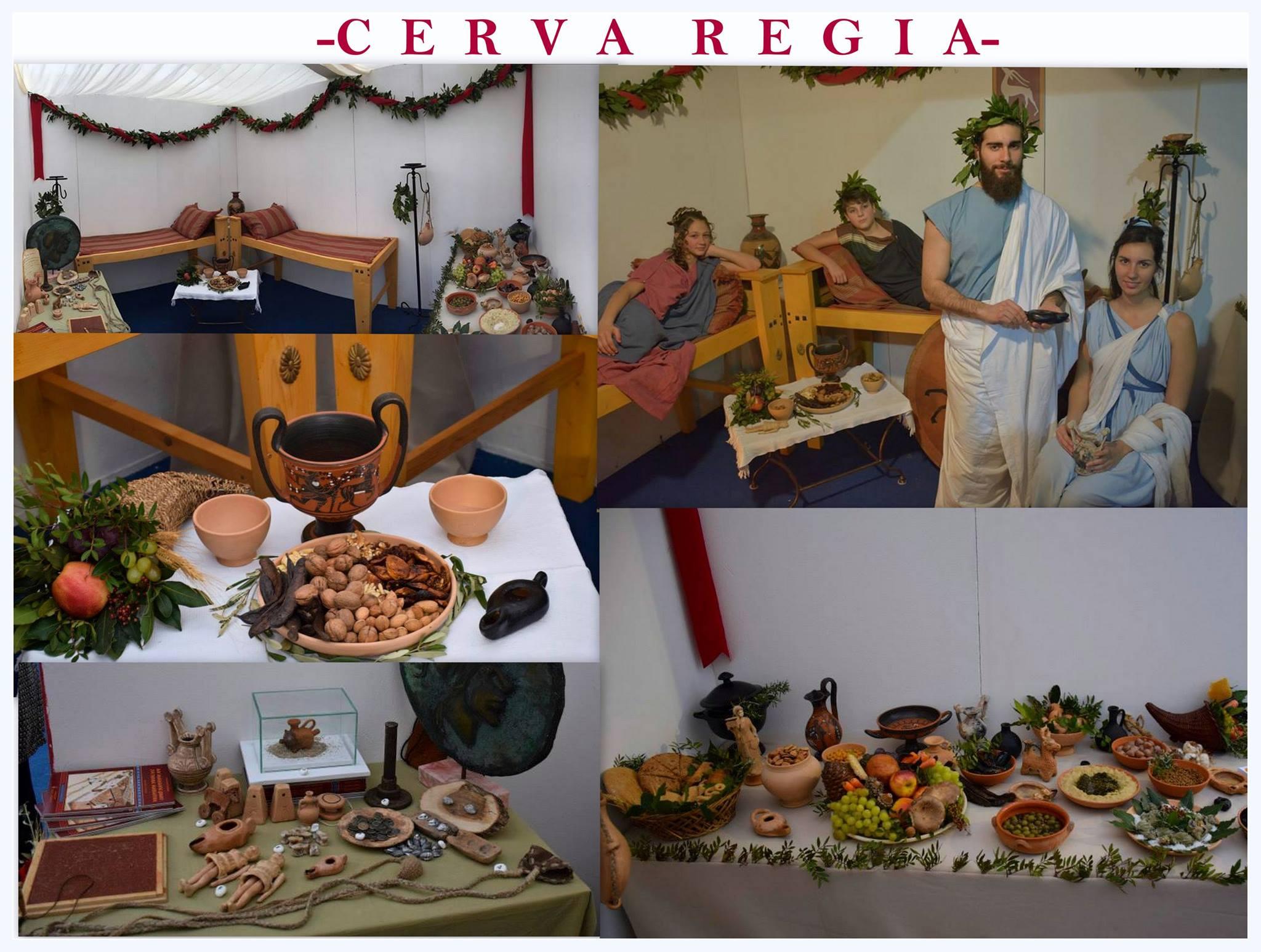 cerva regia